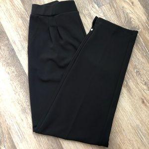 Michael by Michael Kors black trousers Sz S NWT